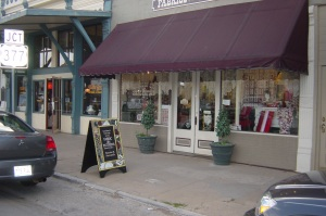Houston Mercantile Quilt Shop