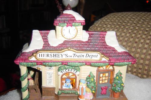 Hershey Train Depot